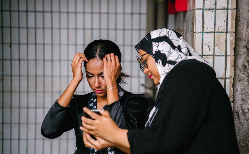 排除Facebook廣告中的南亞人